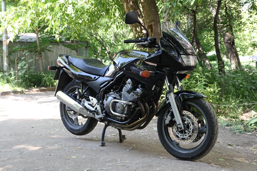 из-за чего троит двигатель мотоцикла honda св400
